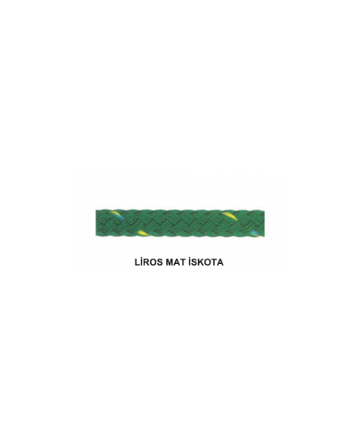 Liros Seastar Mat İskota 16 MM