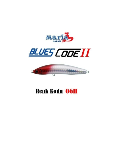 Blues Code 2 90 Mm 15 Gr 06H