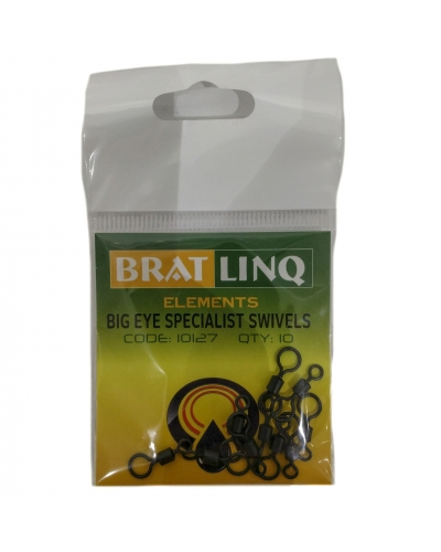 BRAT LINO 10127 BIG EYE SPECIALIST SWIVELS