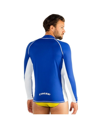CRESSI RASH GUARD MAN T-SHIRT MAVİ L / 4