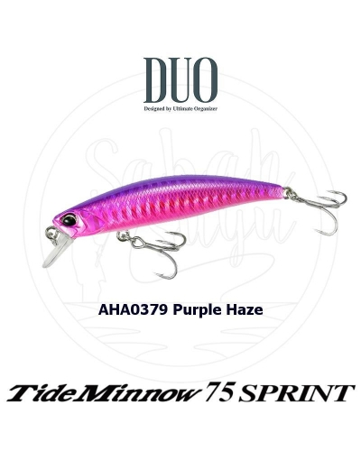 DUO TIDE MINNOW SPRINT 75 MM 11 GR SAHTE BALIK AHA0379