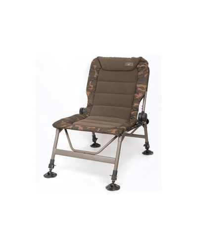Fox R2 Camo Chair - Kamp Sandalyesi