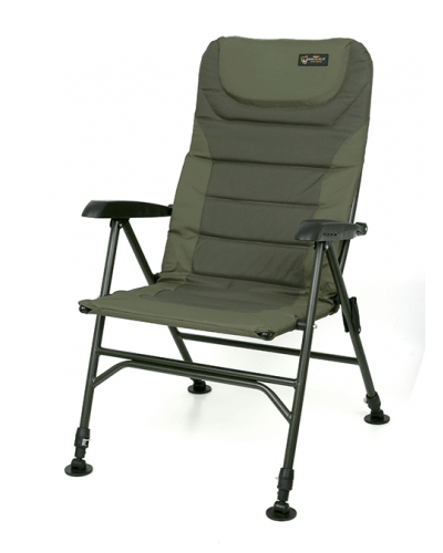 Fox Warrior II XL arm chair Kamp Sandalyesi