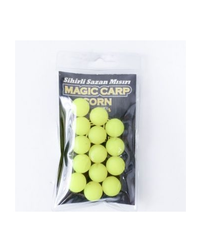 MAGIC CARP BOİLİ SAZAN YEMİ SARI MC3-001