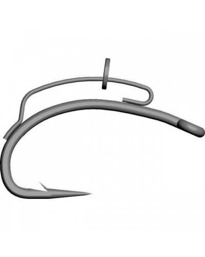 MUSTAD BBS CARP HOOKS CONTINENTAL MICRO BARBED İĞNE NO:1