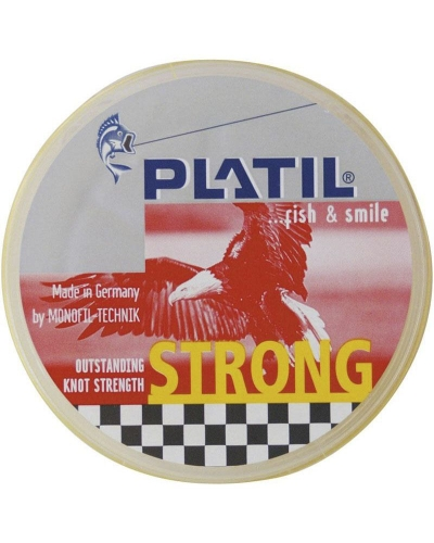 PLATIL STRONG MONOFILAMENT SİYAH MİSİNA 0,40 MM 13,50 KG 100 M