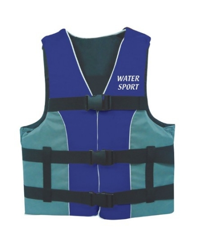 WATER SPORT CAN YELEĞİ MAVİ L